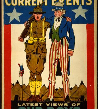 1916 – La guerre étendue au monde