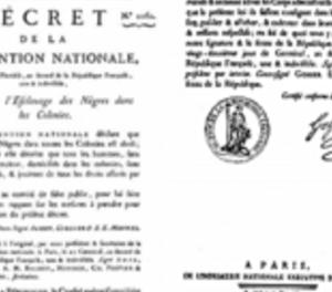 abolition esclavage en France