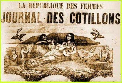 La Marseillaise des cotillons. Revendications féministes en chanson.