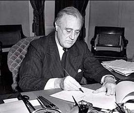 loi prêt-bail Roosevelt