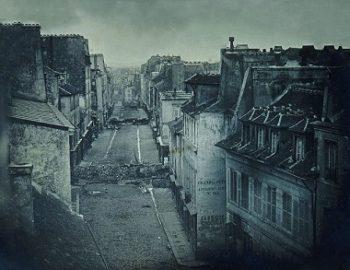 Les journées de juin 1848 à Paris
