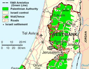 israelines palestiniens