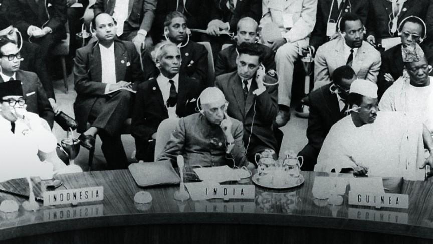 Décolonisation : les pays non-alignés, les conférences de Bandung et d'Alger