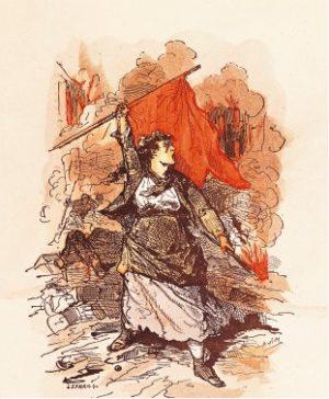 La répression de la commune de Paris en chanson