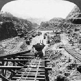 Histoire du canal de Panama