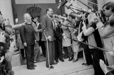 L'Appel de Cochin de Jacques Chirac – 6 décembre 1978