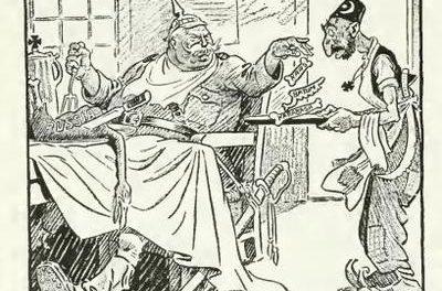 empire ottoman homme malade de l'Europe