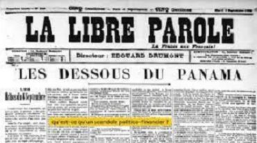 Image illustrant l'article scandale panama de Clio Texte