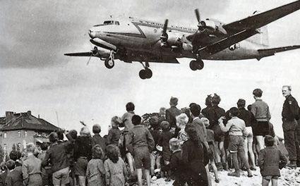 début de la guerre froide