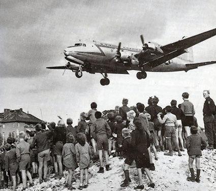Origines et  début de la Guerre froide