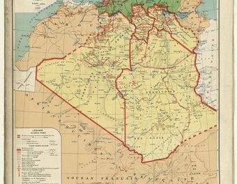 conquête et colonisation Algérie