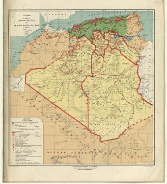 Conquête et colonisation de l' Algérie