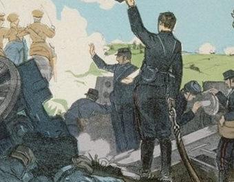 année 1914 : début de la grande guerre