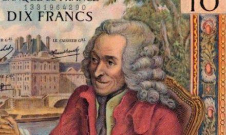 Voltaire esprit des Lumières
