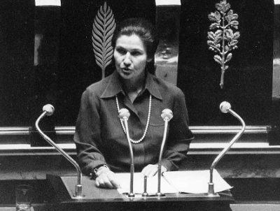 Simone Veil à l'Assemblée nationale : discours sur la légalisation de l'avortement