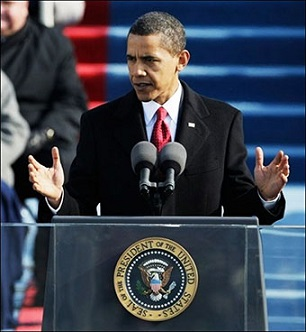 Discours d'investiture de Barack Obama – 20 janvier 2009