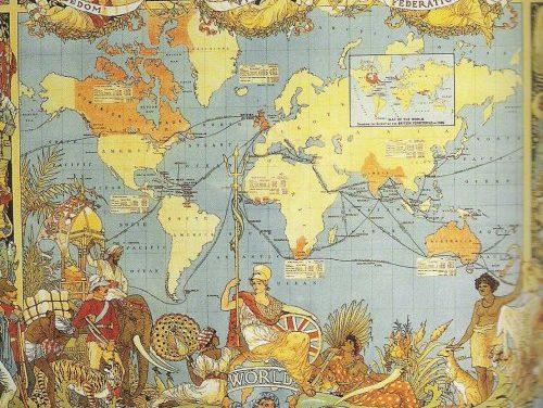 Greater Britain, la plus Grande Grande-Bretagne vue par John A. Seeley (1883)