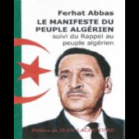 Manifeste du peuple algérien  (10 février 1943)