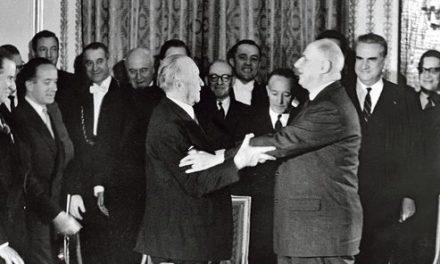 traité Elysée 1963
