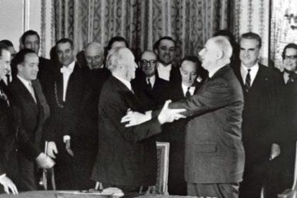 Traité de l'Élysée – 22 janvier 1963