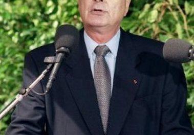 Chirac discours vel d'hiv