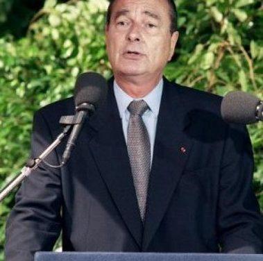 Discours de J. Chirac lors des commémorations de la rafle du Vel'd'hiv