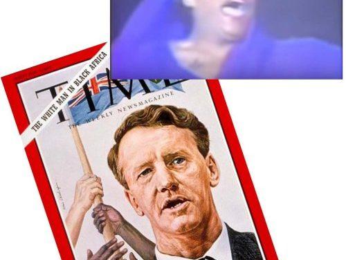 La rhétorique de dénonciation du «politiquement correct» en  1972 et 1989