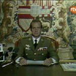 Allocution télévisée du Roi d'Espagne Juan Carlos, 24 F 1981