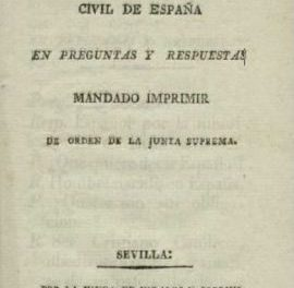 Image illustrant l'article _catecismo-civil-de-espana-1088 de Clio Texte