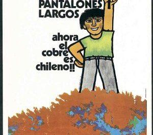 nationalisation du cuivre au Chili