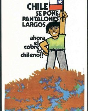 Allende justifie la nationalisation du cuivre du Chili devant l'ONU