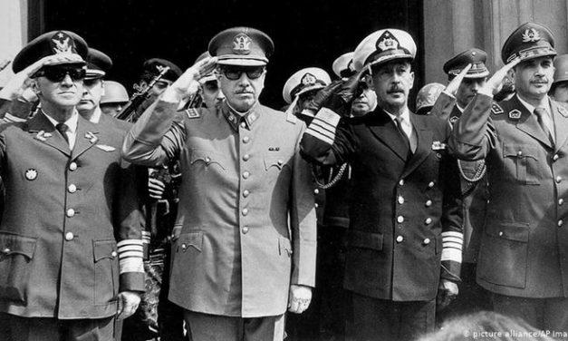 Premier communiqué de la Junte militaire chilienne,  11 septembre 1973