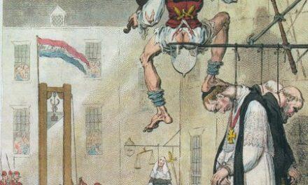 Image illustrant l'article 1793ZenithofFrGloryJamesGillray de Clio Texte