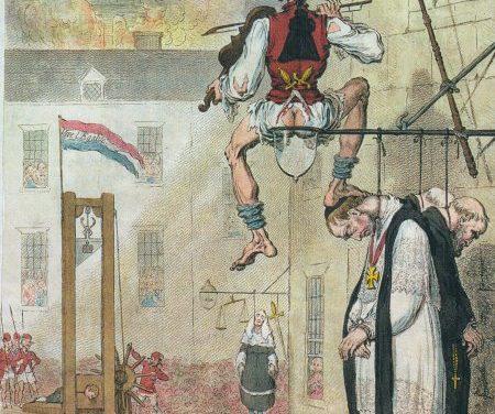 La pensée contre-révolutionnaire d'Edmund Burke