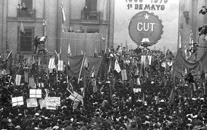 syndicalisme au Chili