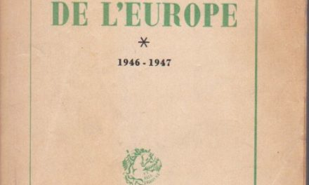 Image illustrant l'article 1947FabreLuce de Clio Texte