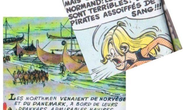 Le bateau viking type s'appelle knörr – Liquidons l'absurde mot français drakkar (Régis Boyer)