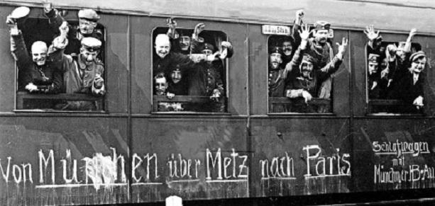 L'Allemagne dans la première guerre mondiale : vers l'Union sacrée (4 août 1914)