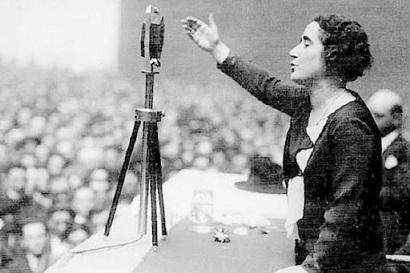 Discours de Clara Campoamor en faveur du droit de vote des femmes espagnoles sous la seconde République espagnole