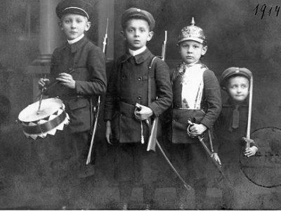 Une enfance allemande pendant la première guerre mondiale