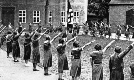 Image illustrant l'article nazisme de Clio Texte