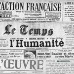 1922 – Regards de la presse sur des violences impliquant des gardiens de la paix