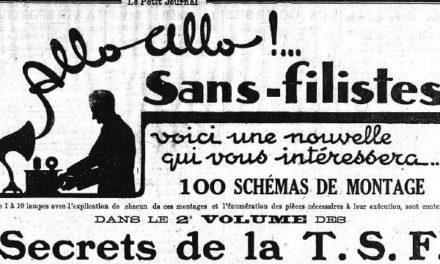 Image illustrant l'article sansfilistesminiPetitjournal10121927 de Clio Texte