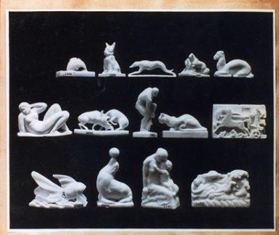 Savon, sculpture et propagande …