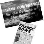 La conférence panaméricaine de la Havane (20-31 juillet 1940)