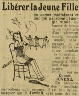 Regards masculins sur les droits des femmes et la notion de féminisme en 1911-1913