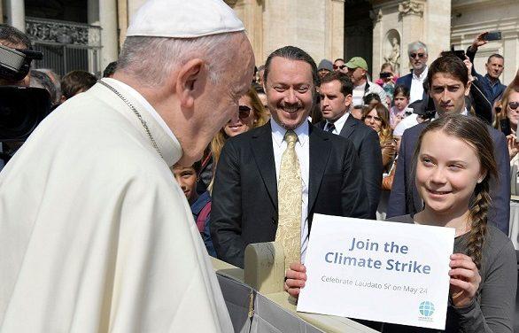 Changement climatique : le point de vue de l'Église catholique
