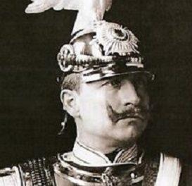 Empereur d'Allemagne Guillaume II