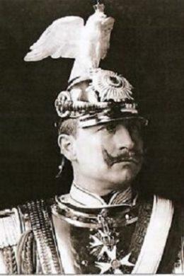 Discours de l'empereur d' Allemagne Guillaume II – 4 août 1914