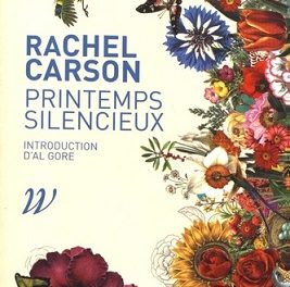 printemps silencieux rachel Carson